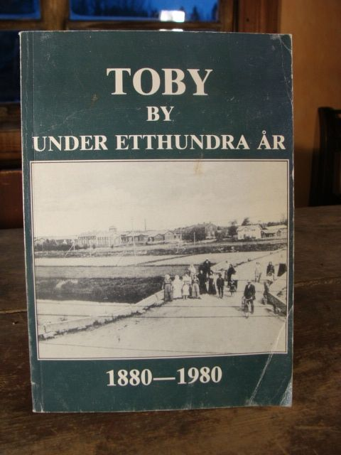 Toby. By under etthundra år