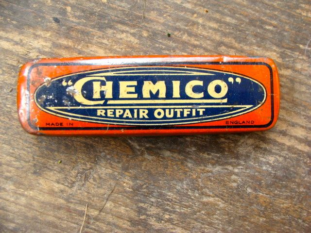 Chemico repair outfit, England