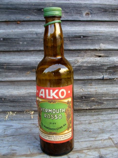 Vermouth rosso, Oy Alkoholiliike Ab