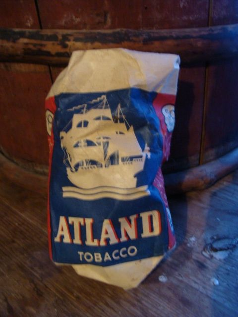 Atland Tobacco, Tampreen tupakkatehdas