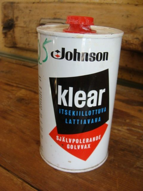 Johnson Klear