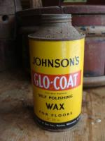 johnsons glo-coat- purkki