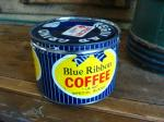 Blue ribbon coffee