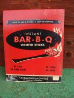 Bar-B-Q Lighter sticks
